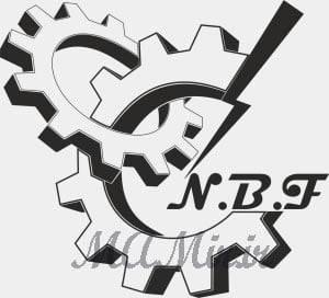 طراحی لوگو شرکت نوین باتری