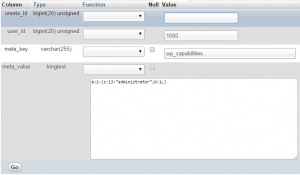 configuring-usermeta-table-entries-with-phpMyAdmin