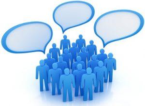 طراحی تالار گفتگو