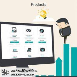 طراحی فروشگاه اینترنتی ( سایت فروشگاهی )