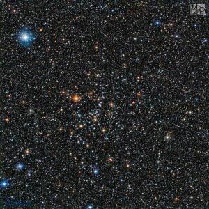 خوشه ی ستاره ای IC 4651