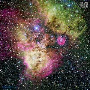 خوشه ستارهای انجیسی ۲۴۶۷