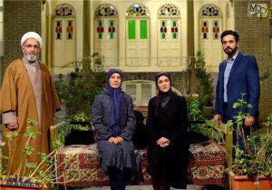 ساعت پخش سریال پرده نشین شبکه پنج در ماه رمضان 95