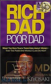 کتاب پدر پولدار پدر فقیر