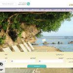 طراحی وب سایت شهر سفر