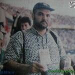 جواد خیابانی گزارشگر و مجری برنامه های ورزشی