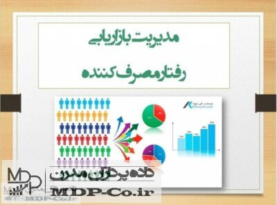 دانلود پاورپوینت مدیریت بازاریابی - رفتار مصرف کننده