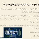 پاورپوینت مدیریت استراتژیک صنعتی - استراتژی های هجینگ