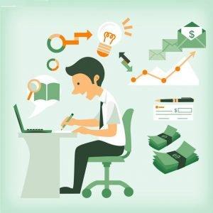 کسب درآمد از فروش اینترنتی