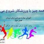 پاورپوینت آموزش مهارت ورزشی برای مربیان – نکات مربیگری