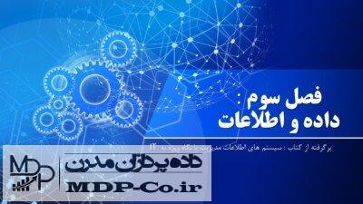 پاورپوینت داده و اطلاعات - فصل3 سیستم های اطلاعات مدیریت با نگاه ویژه به IT